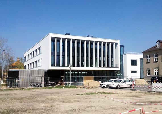Town Hall expansion Hohen Neuendorf