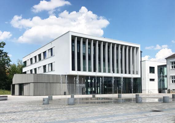 Rathauserweiterung Hohen Neuendorf